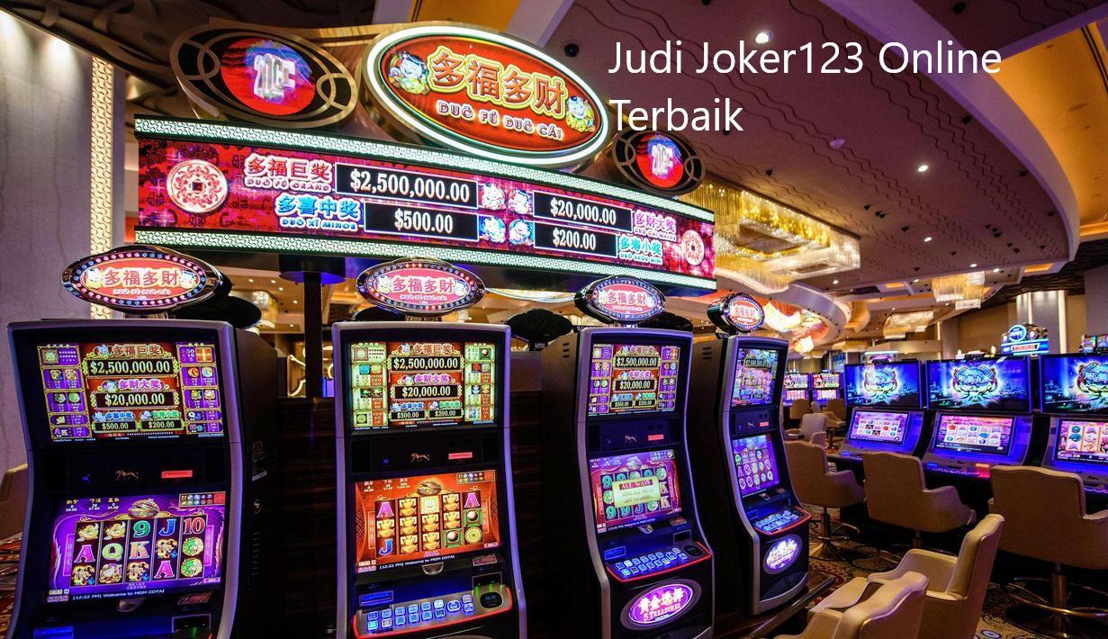 Game Slot Mesin Jackpot
